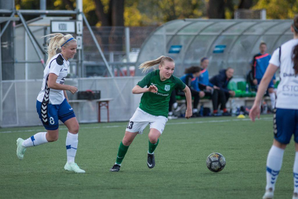 FC Flora (N) vs PJK naiskond